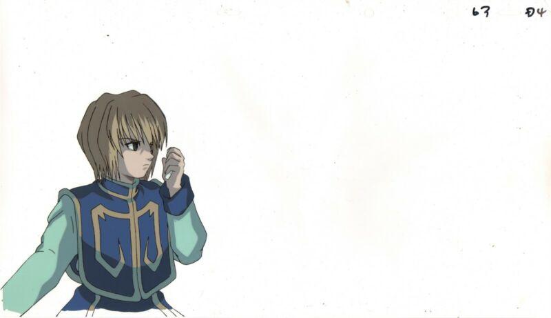 Anime Cel Hunter X Hunter #218