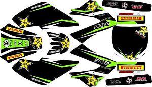 kit d 233 co moto pour mx decal kit for derbi bud ebay