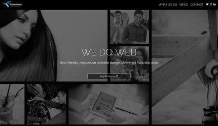 Purencool Website Development (Websites starting $299) Melbourne CBD Melbourne City Preview