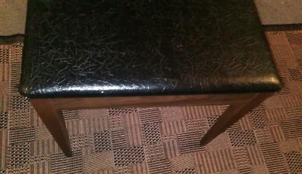 Piano stool benchseat
