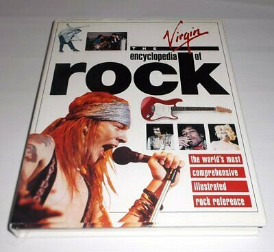 The Virgin Encyclopedia of Rock, , Used; Very Good Book for sale  Shipping to South Africa