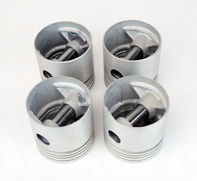 Lincoln Sa-200 F162 F163 Set Of 4 Pistons .020 Bw404-20-k