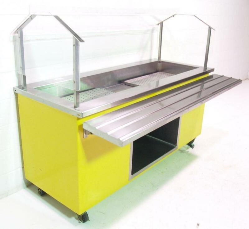 Refrigerated Salad Bar Ebay