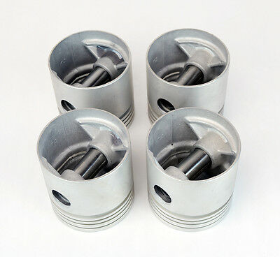 Lincoln Sa-200 F162 F163 Set Of 4 Pistons Standard Bw404-k