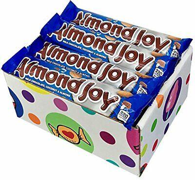 Almond Joy Candy Bars (Pack of 16) By CandyLab Almond Joy Candy Bars