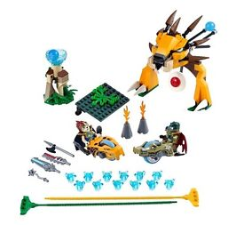 LEGO Chima Ultimate Speedor Tournament, immaculate and 100% complete