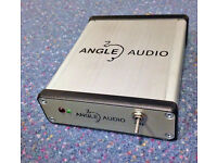 Angle Audio moving coil virtual battery phono stage