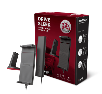 weBoost Drive 4G LTE 32X better 5-band signal booster for Wi