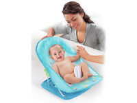 deluxe baby bather (never used)