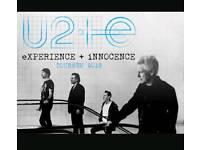 U2 Tickets Manchester