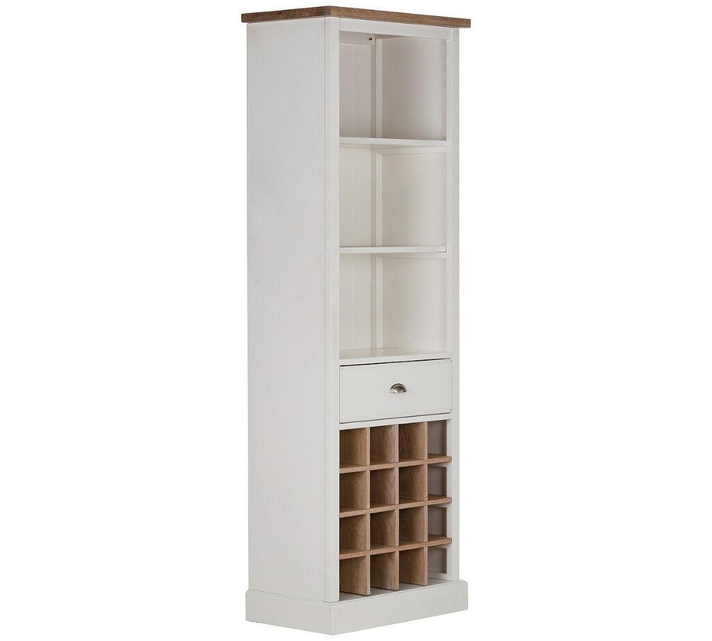 Schreiber Lulworth Display Cabinet - Natural