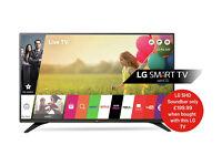 LG 32 Inch 32LH604V Full HD Web 3.0 OS Smart LED TV - Brand New Sealed, Unwanted gift