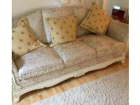 Beautiful designer sofa suite