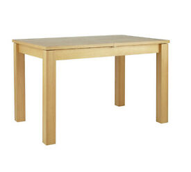 Collection Swanbourne Oak Veneer Extendable Dining Table