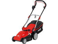 Grizzly Tools 1600W 37cm Corded Electric Lawnmower