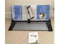 A3 ROTARY TRIMMER GUILLOTINE WH SMITH PAPER CUTTING OFFICE A4 CARD DESIGN 420MM