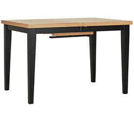 Hygena Luna Extendable Dining Table