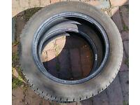 """165/65-15"""" Tyres. Mk2 Citroen C1 Peugeot 108, Aygo."""