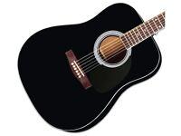 Gibson maestro acoustic guitar