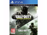 Call of Duty: Infinite Warfare - Legacy Edition PS4 Brand New Sealed