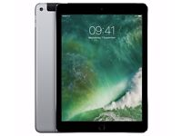 iPad Air 2, cellular and WiFi