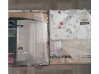Alan Symonds 'Berry' Voile Curtain. Brand New.