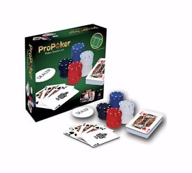 Poker Starter Set - great set for someone who want to become a croupier