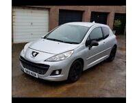 Peugeot, 207, Hatchback, 2012, Manual, 1360 (cc), 3 doors