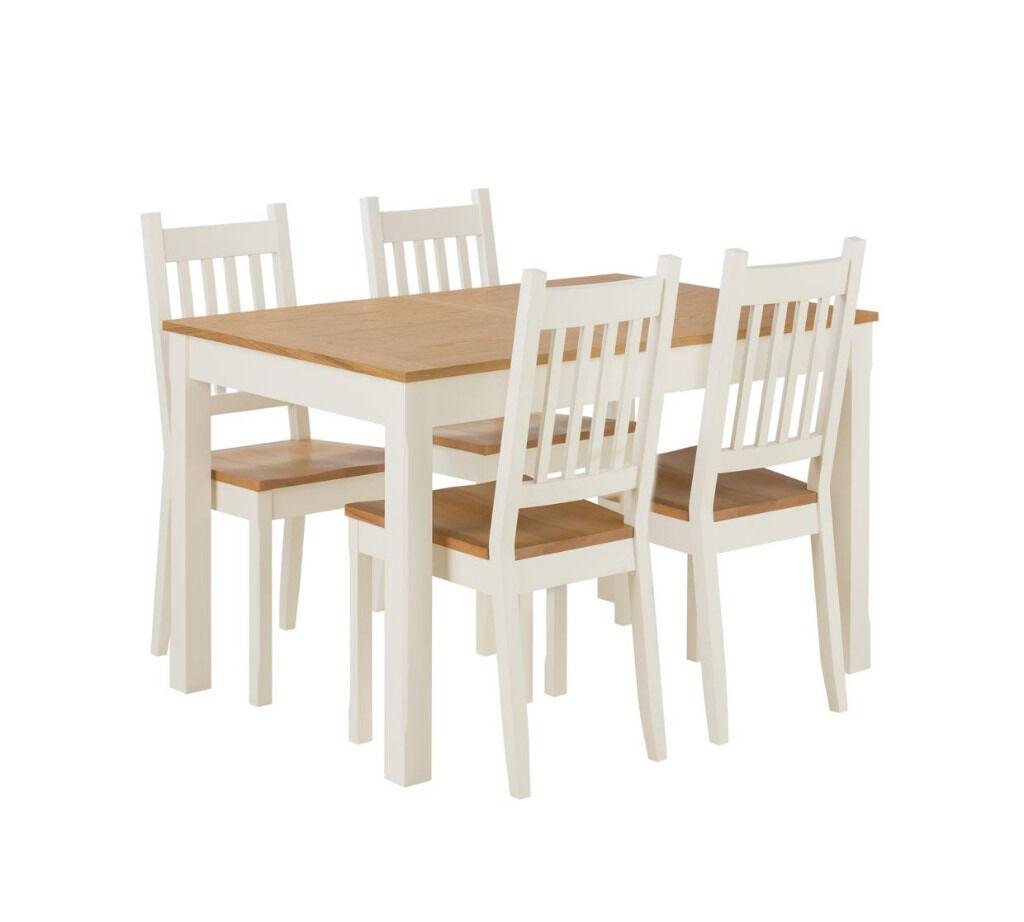 Home of Style Tiverton Dining Table with 4 Chairs | in Wolverhampton ...