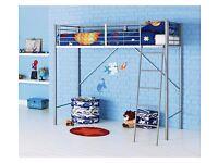 kids hi sleeper bunk bed