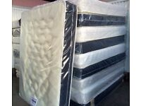 Brand New 5ft King Size Memory Foam Top Mattress
