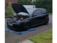VAUXHALL CORSA 1.8 SRI SUITABLY MODIFIED – WOW!