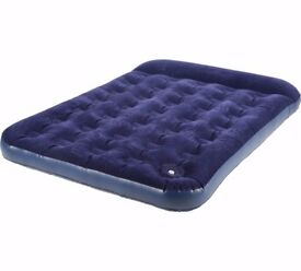 Bestway Air Bed/Mattress with Built In Pump - Double