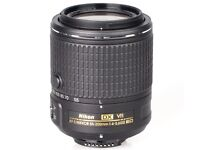 Nikon LENS DX VR II. AF-S, NIKKOR 55-200mm 1:4-5.6 (CAP INCLUDED)