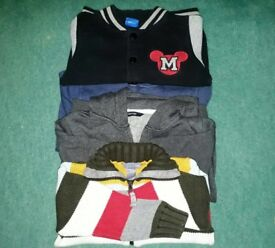Boys Jumpers, Age 3-4 Years