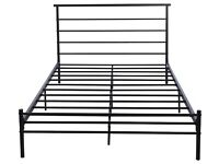 Avalon Double Bedframe Black
