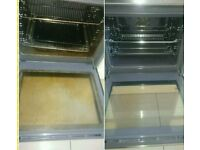 Oven & cooker cleaning