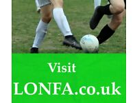 Join a football team in my area. Find an Oxford football team near me. 2MQ