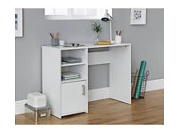 New white ikea desk