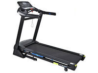 Treadmill - Roger Black JX-680SW Platinum - brand new - Unpacked - still in box
