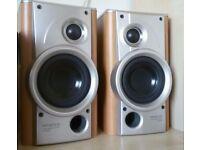 KENWOOD LS-SG6 SPEAKERS HIGH QUALITY MONITORS 30 WATTS