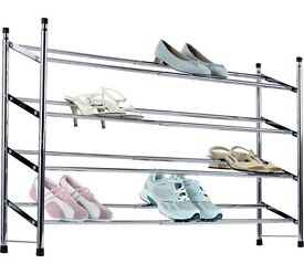 Shoe rack for sale.