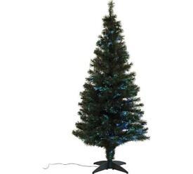 6FT FIBRE OPTIC GREEN CHRISTMAS TREE 🎄