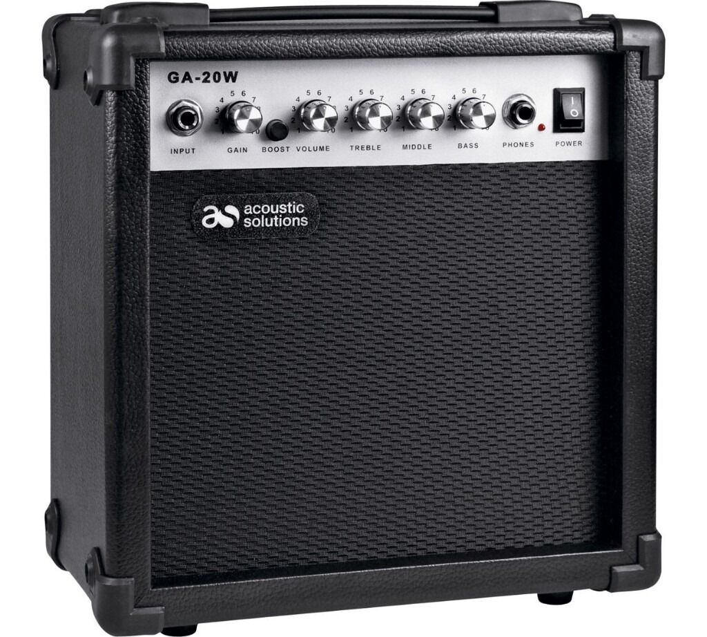 small guitar amp in east dulwich london gumtree. Black Bedroom Furniture Sets. Home Design Ideas