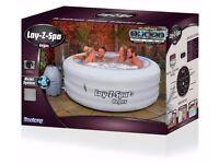 Lay-Z-Spa Vegas brand new