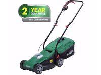 Qualcast Cordless Lawnmower - 24V Lithium 4Ah