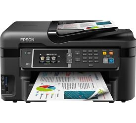 Epson WF-3620 Series -- With Black, Yellow and Magenta Ink!