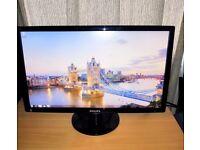 Philips E-line 241E1SB 24 inch Widescreen 1920x1080p Full HD LCD Monitor