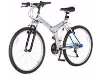 26 inch folding trekking bike - 18 gears