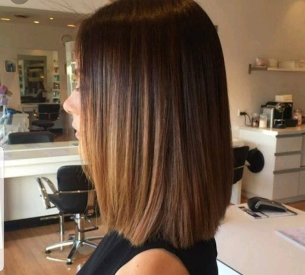 Free Haircut One Length Above Shoulder In London Gumtree